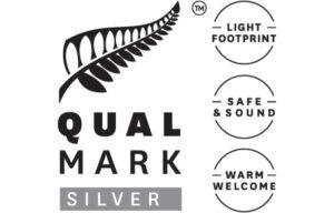 Qual Mark Silver Logo